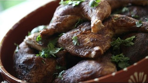 Thumbnail image for North African Feat Part 3: Spiced Chicken Legs (Roasted)