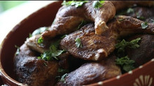 North African Feat Part 3: Spiced Chicken Legs (Roasted)