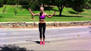 Thumbnail image for Super Cardio Workout - Jump Rope & Lunges