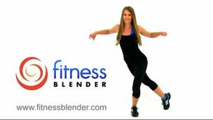 Easy on the Knees Kickboxing Blend