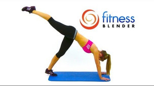 Thumbnail image for Fitness Blender's Butt Lift Workout