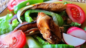 Thumbnail image for Chicken Fajita Salad