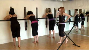 Thumbnail image for BarreConcept - Ultimate 20 Minute Barre Workout