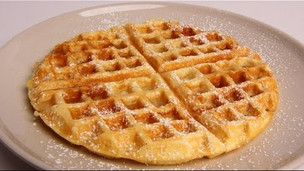 Thumbnail image for Homemade Waffles
