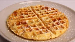 Thumbnail image for Homemade Waffles