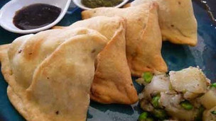 Thumbnail image for Samosa - Indian Appetizer Recipe