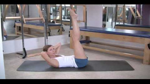 Thumbnail image for PILATES Stomach Series Workout With Alisa Wyatt