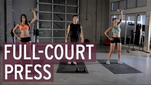 Cardio/Strength Workout - Full Court Press