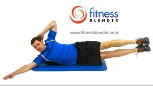 Thumbnail image for 30 Minute At Home Abs & Cardio Workout
