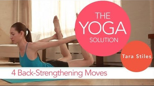 Thumbnail image for 4 Back-Strengthening Poses