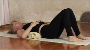 Yin Pose for Stiff Lower Back