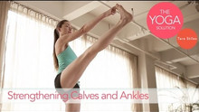 Strengthening Calves and Ankles