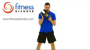 Thumbnail image for Kettlebell HIIT Workout