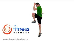 Thumbnail image for Plyometric and Cardio HIIT for Legs