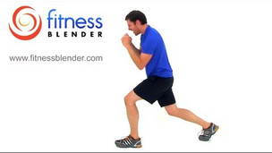 Thumbnail image for Lower Body HIIT for Strong Legs