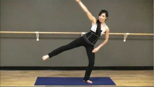Serious Standing Pilates for Legs, Butt & Obliques