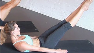 Thumbnail image for Pilates For Beginners: 100s Ab Exercise