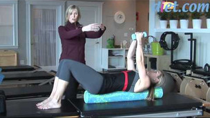 Thumbnail image for Pilates Arm Workout on a Foam Roller