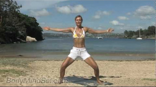 15 Minute Beach Body Pilates Workout