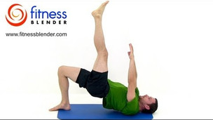 Pilates for Lean Legs & Toned Core