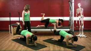 Intermediate Legs Pilates