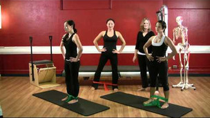 Thumbnail image for Resistance Band Pilates