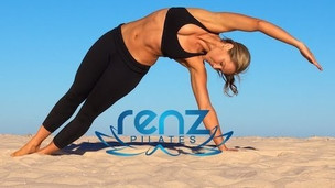 Thumbnail image for Pilates - Renee's 30 Minute Core and Glutes Class