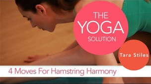 4 Moves for Hamstring Harmony