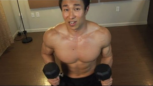 Thumbnail image for Insane Dumbbell Chest Workout