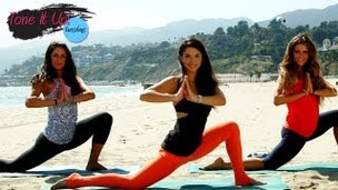 Thumbnail image for Beach Barre Workout