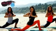 Beach Barre Workout