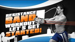 Thumbnail image for Resistance Band Workout 1