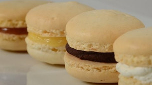 French Macarons Recipe Demonstration