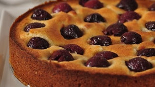 Thumbnail image for Cherry Cake Recipe