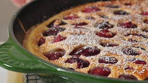 Thumbnail image for Easy Cherry Clafoutis