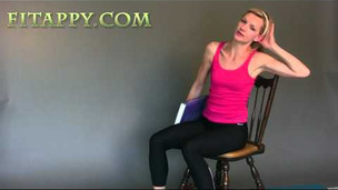 Chair Exercises - Workout In Your Office Chair