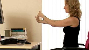 Thumbnail image for Yoga for the Office Part 2