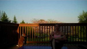 Thumbnail image for Yoga Post Run Stretch II