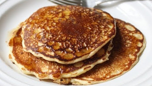 Thumbnail image for The Best Pancakes - Old Fashioned Pancakes Recipe