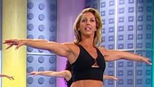 Thumbnail image for Denise Austin Ballet Dance Workout