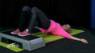 Thumbnail image for Six Week Boot Camp Workout. Week 5 Workout with Justine