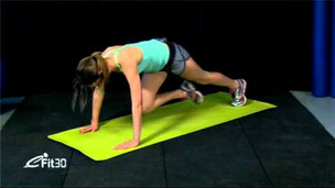 Thumbnail image for 6 Week Boot Camp Cardio Full Body Workout