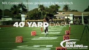 Thumbnail image for NFL Combine Trainer: 40 Yard Dash