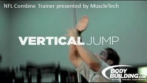 Thumbnail image for NFL Combine Trainer: Vertical Jump
