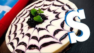 Thumbnail image for Blackberry Cheesecake Swirl Recipe