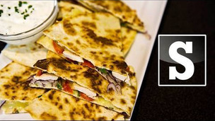Thumbnail image for Chicken Quesadilla Recipe