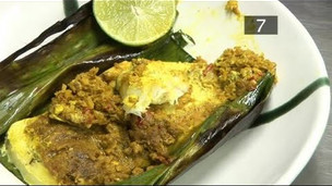 Thumbnail image for How To Make Fish Wrapped In Banana Leaf
