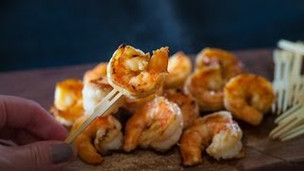 Thumbnail image for Miso Butter Shrimp
