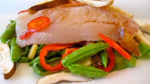 Thumbnail image for Cooking with Kids: How to Make Fish in Parchment Paper