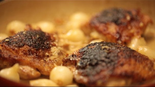 Thumbnail image for Braised Chicken Thighs Recipe Make It